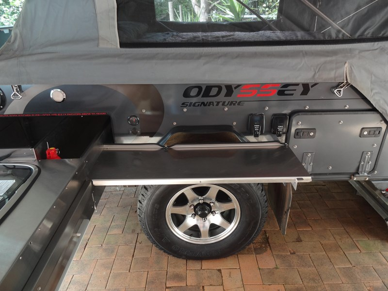 australian off road odyssey export signature with high country pack 436932 013