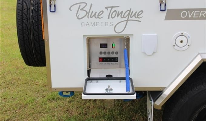 blue tongue camper trailers overland light forward fold camper 437447 017