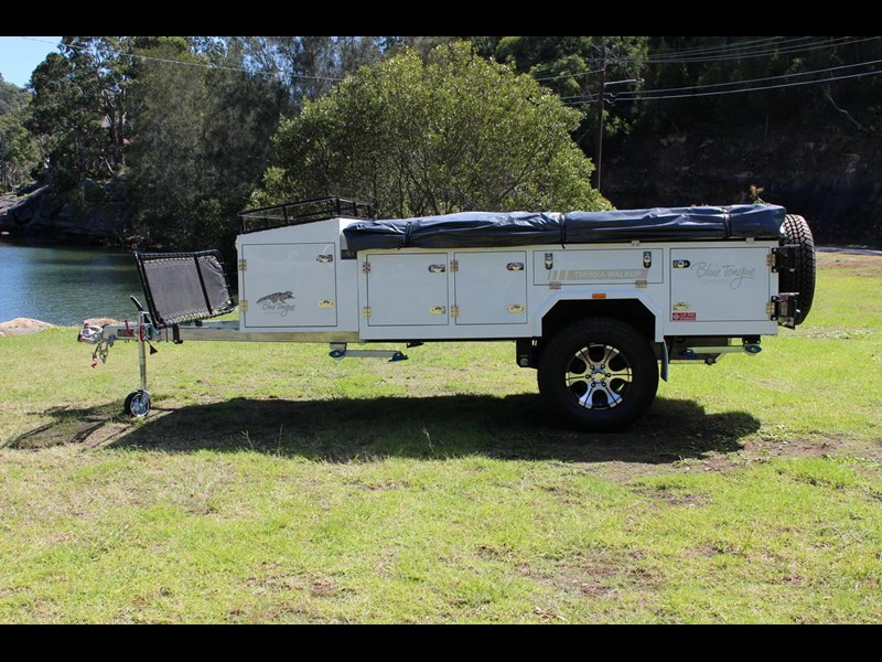 blue tongue camper trailers off road walk up camper trailer 437450 001