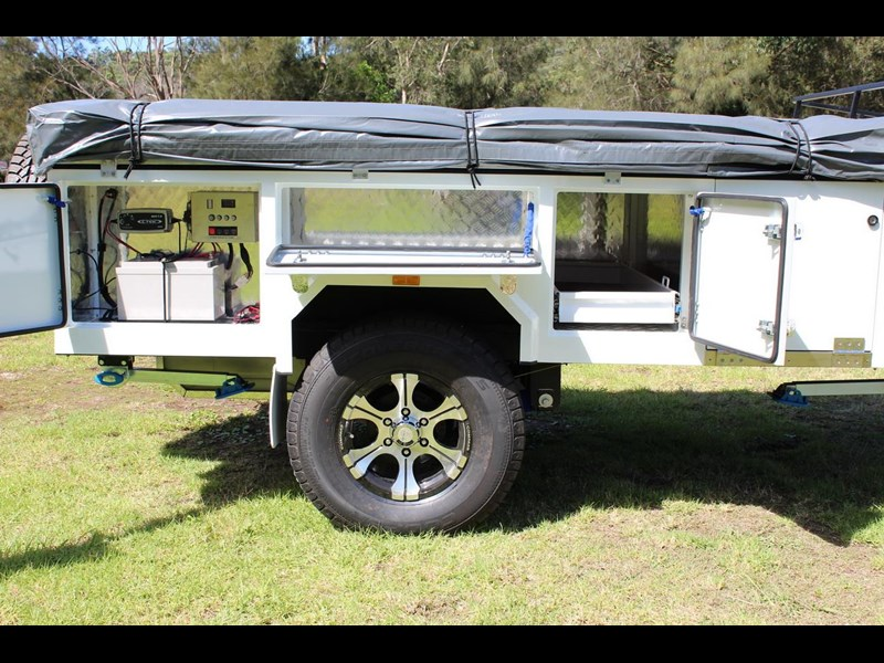 blue tongue camper trailers off road walk up camper trailer 437450 013