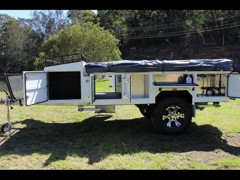 blue tongue camper trailers off road walk up camper trailer 437450 017