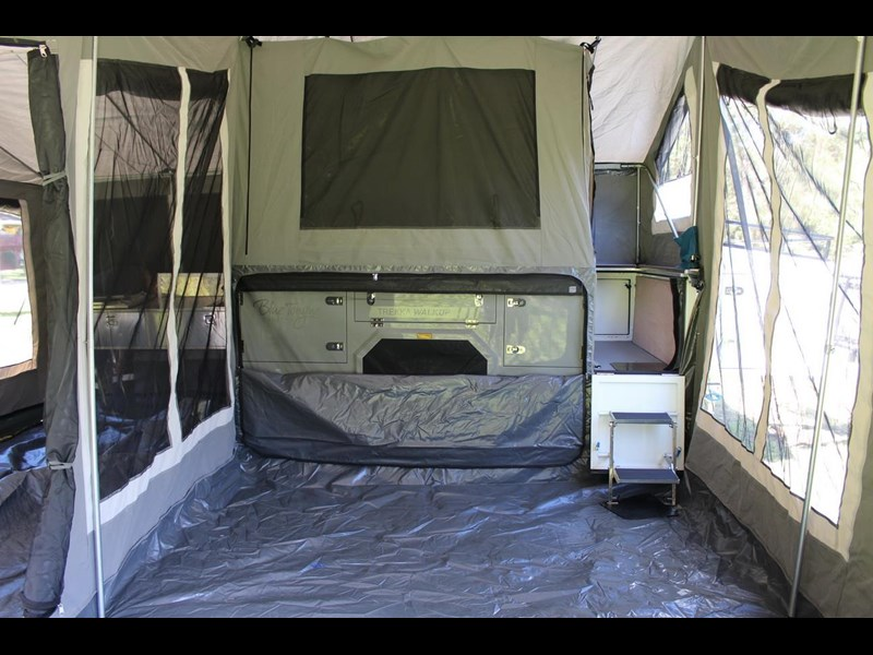 blue tongue camper trailers off road walk up camper trailer 437450 037