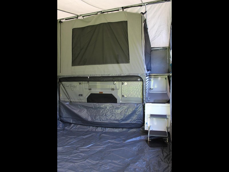 blue tongue camper trailers off road walk up camper trailer 437450 039