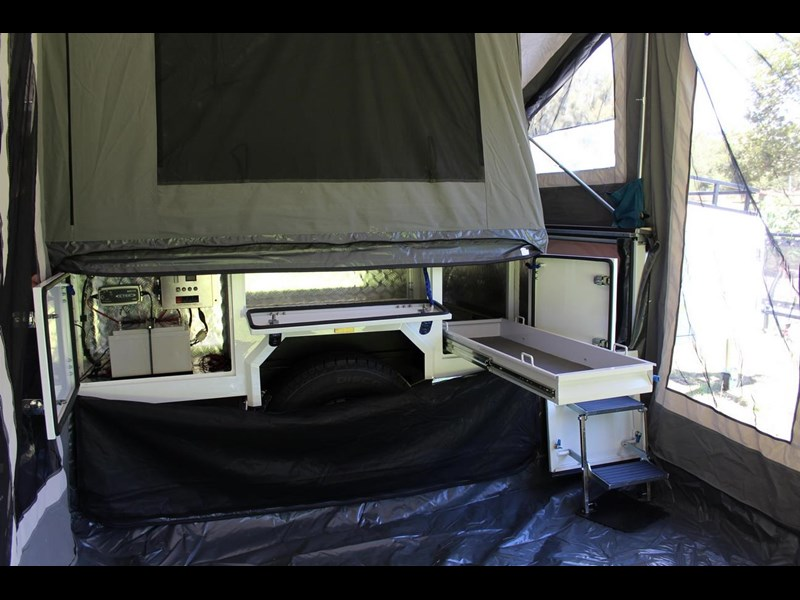 blue tongue camper trailers off road walk up camper trailer 437450 043