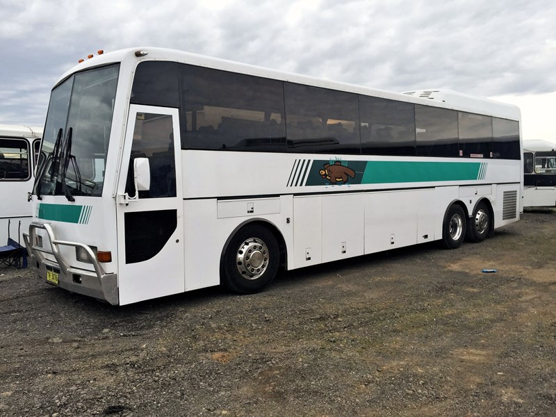 man 24.420 tag axle coach, 1995 model 425112 001