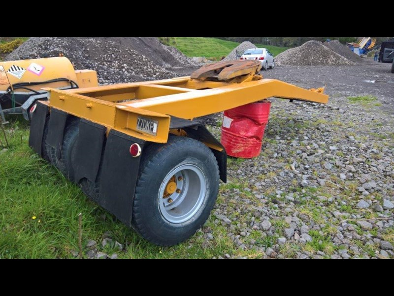 trt 3 rows 4 widner transporter trailer plus 1 row eight dolly 438073 009