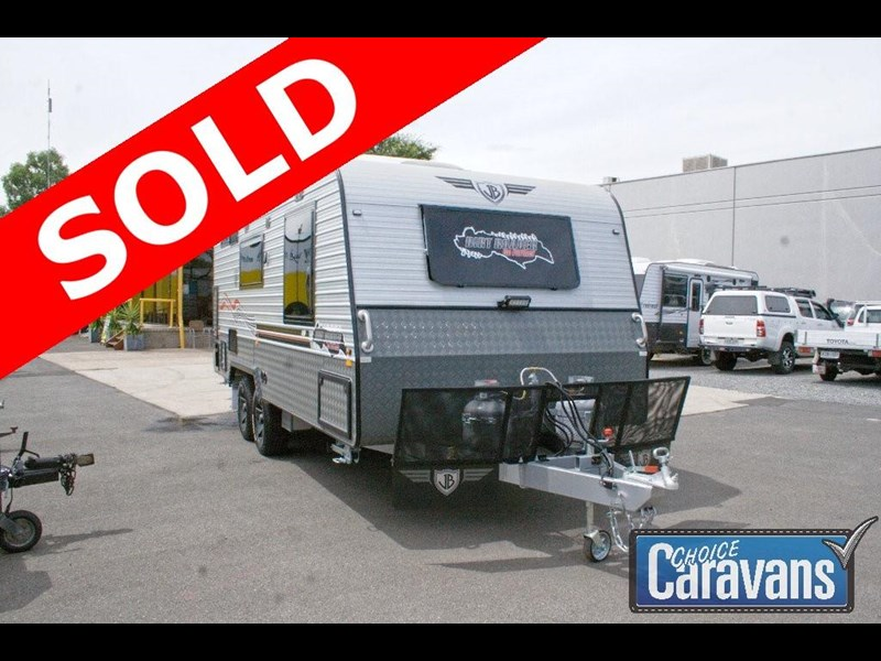 jb caravans dirt roader 19' 358048 006