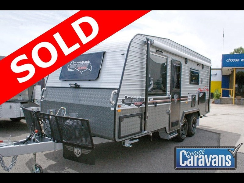 jb caravans dirt roader 19' 358048 008
