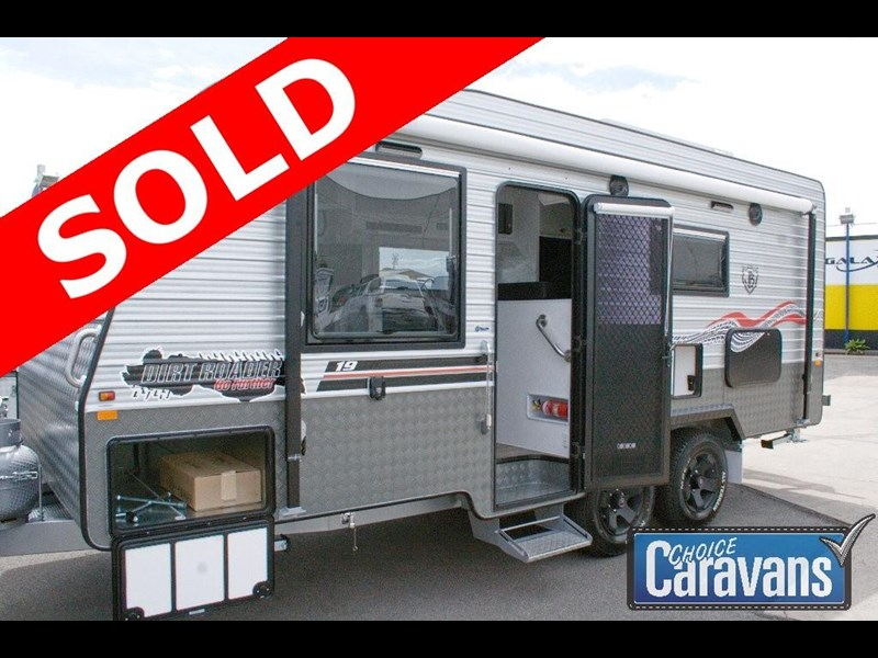 jb caravans dirt roader 19' 358048 009