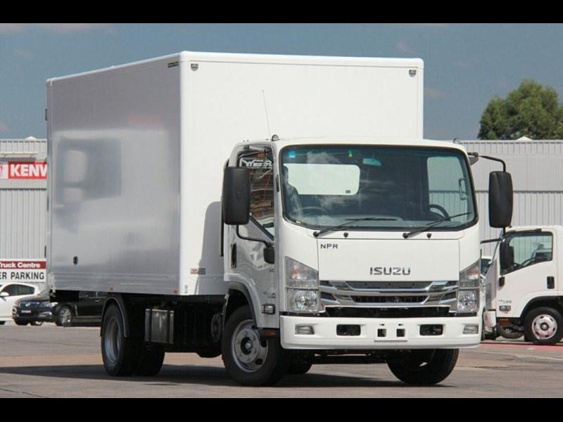 2016 Isuzu Npr65 190 For Sale