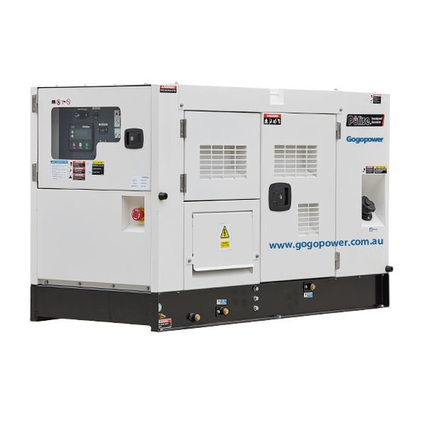 gogopower 15kva 3 phase dp15k5s-au kubota powered diesel generator 433889 005