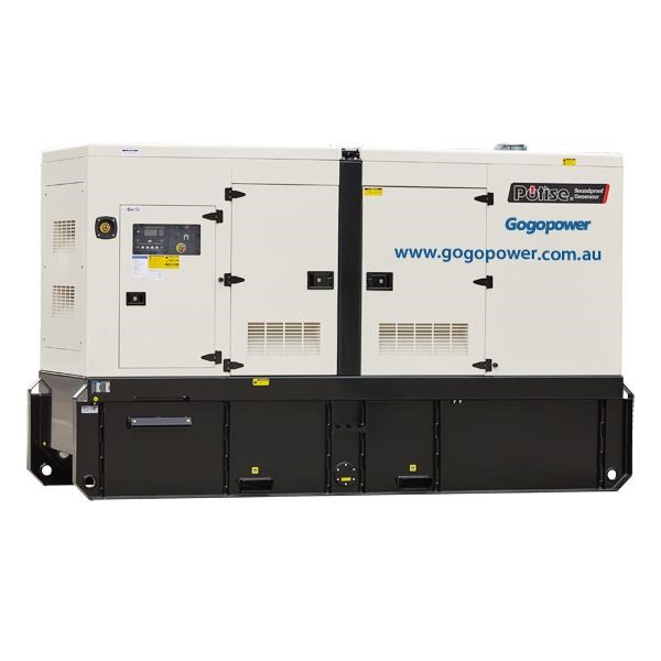gogopower brand new dp375c5s-au cummins powered generator 375kva 433917 002