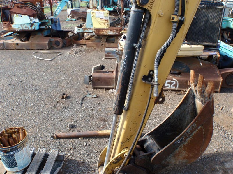 caterpillar 305d cr 435068 029
