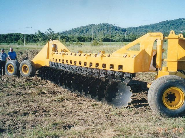 savannah 516 magnum 16 disk one way plow 442295 001