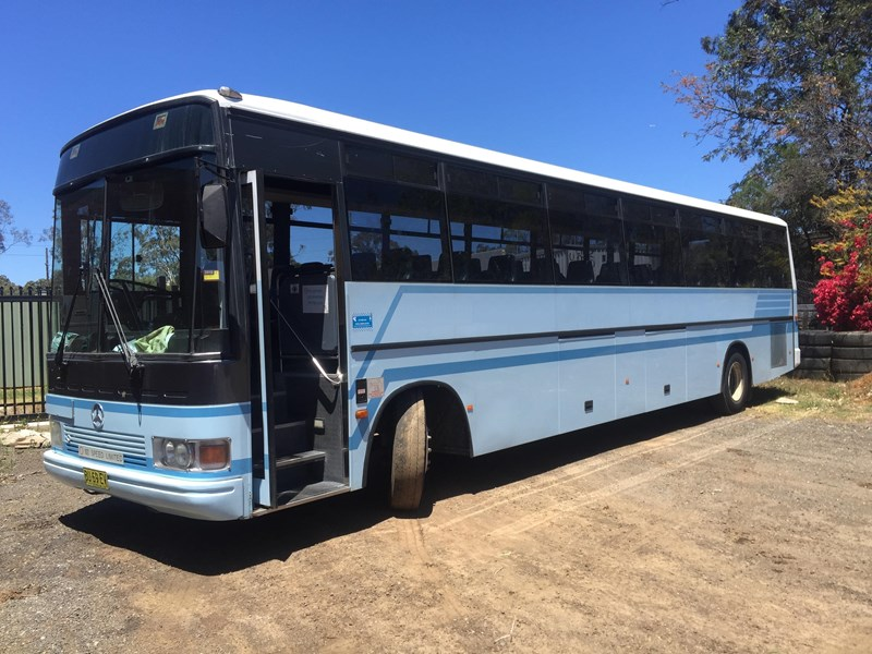 mercedes-benz oh1418 bus, 1998 model 443709 001