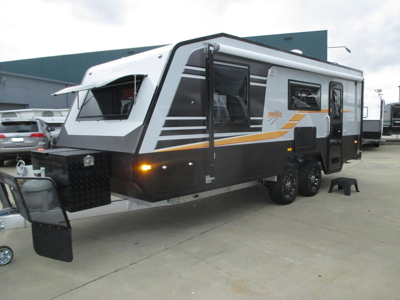 Unique New JAWA TRAX12 Offroad Hybrid Caravan  Sleeps Up To 4 For Sale In
