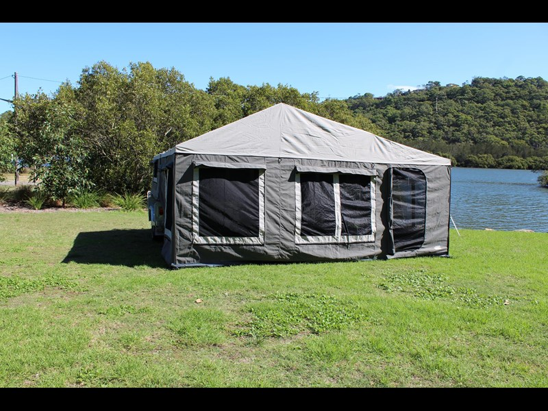 blue tongue camper trailers top quality camper trailer tent / canvas tent top / camper tent of single sunroom 444409 019