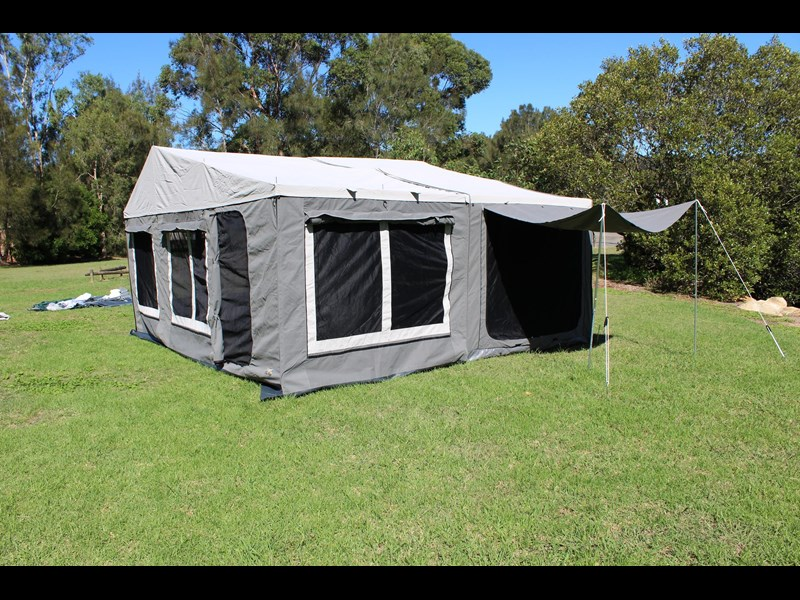 blue tongue camper trailers top quality camper trailer tent / canvas tent top / camper tent of single sunroom 444409 021