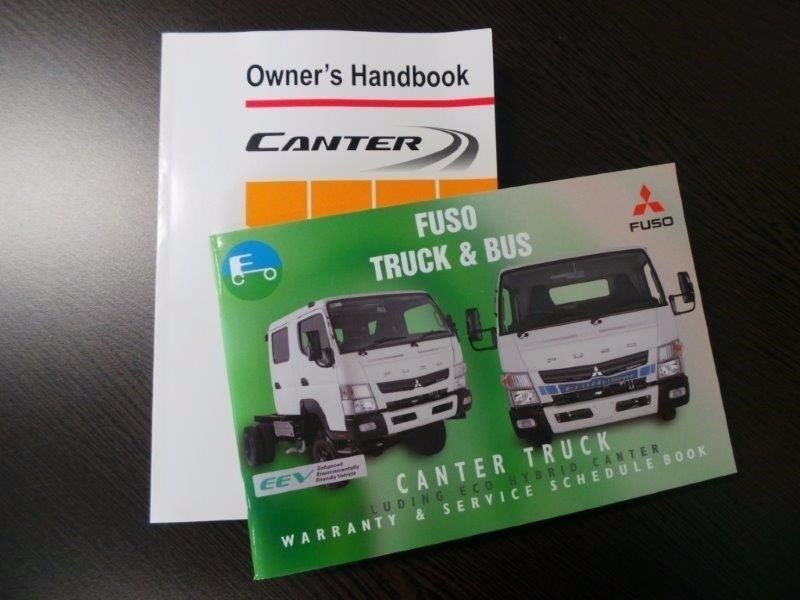 fuso canter 615 426207 011