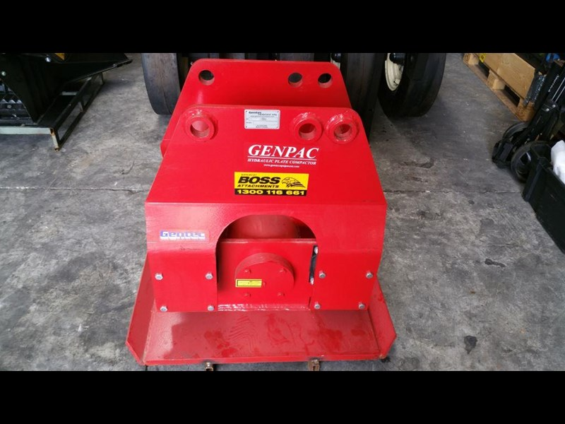 boss attachments boss compaction plate ge-970 6-20 tonne 447091 001