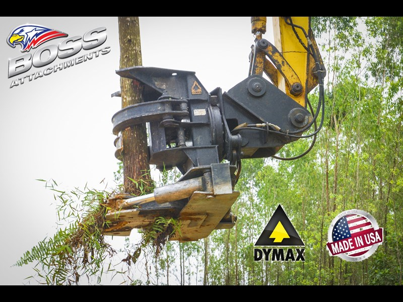 boss attachments dymax contractor series tree shear - in stock 447391 009