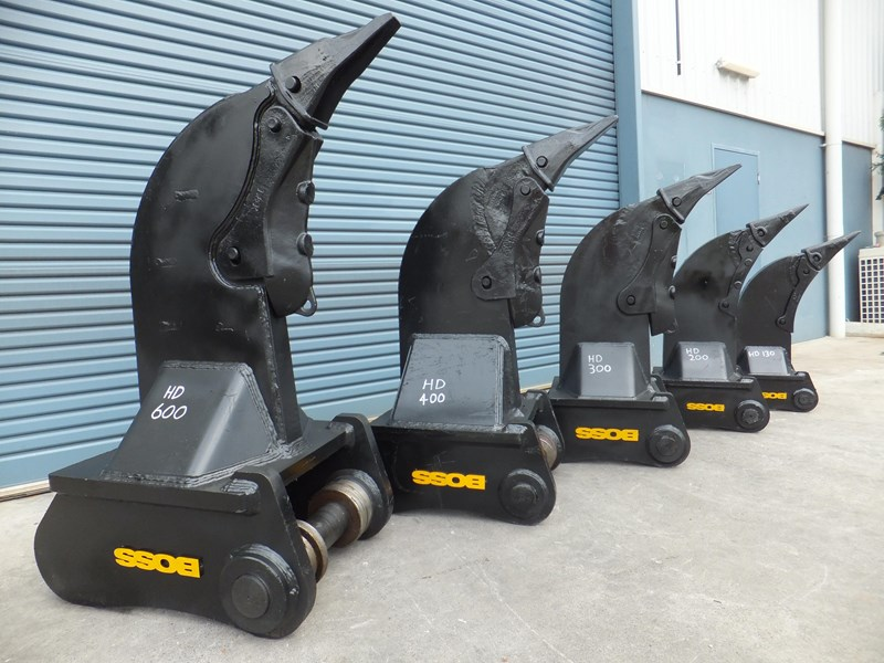 "boss attachments boss 13-60 tonne hd rippers ""in stock"" 447393 011"