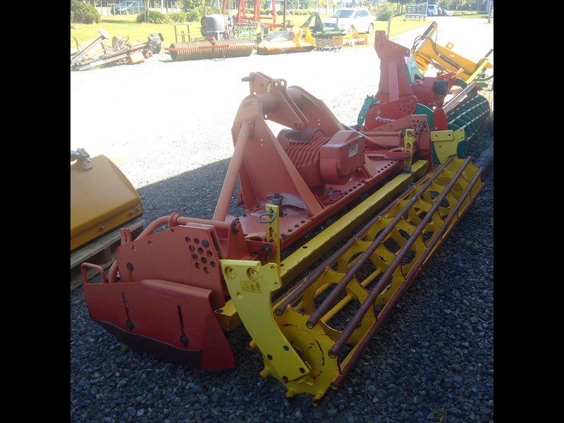 poettinger 301 3m power harrow 447637 003