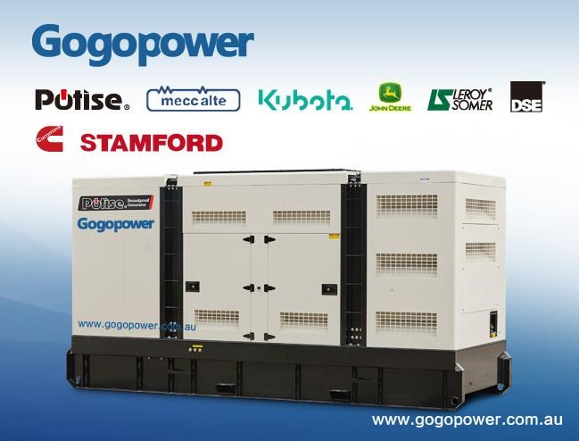 gogopower brand new ds650c5s-au cummins powered generator 650kva 433886 001