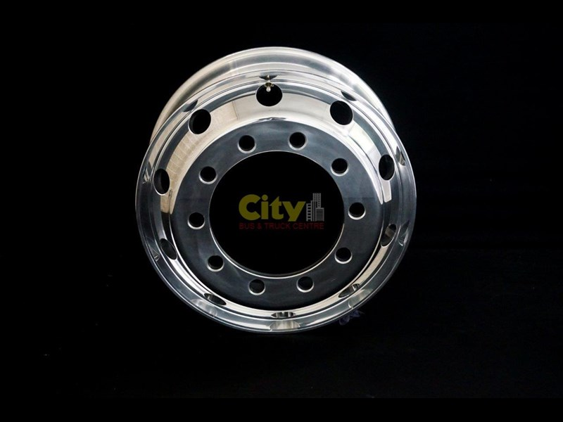 other 8.25x22.5 polished alloy rims 448574 007