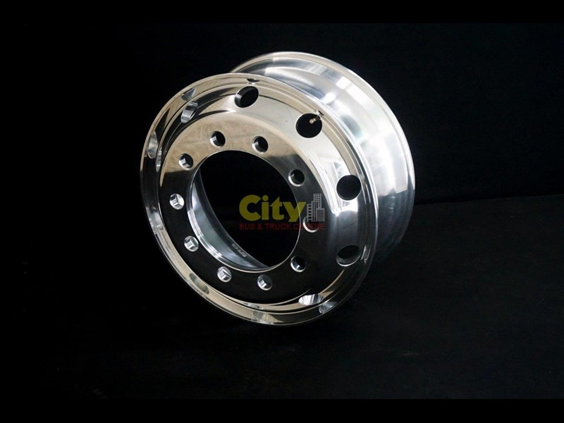 other 8.25x22.5 polished alloy rims 448574 011