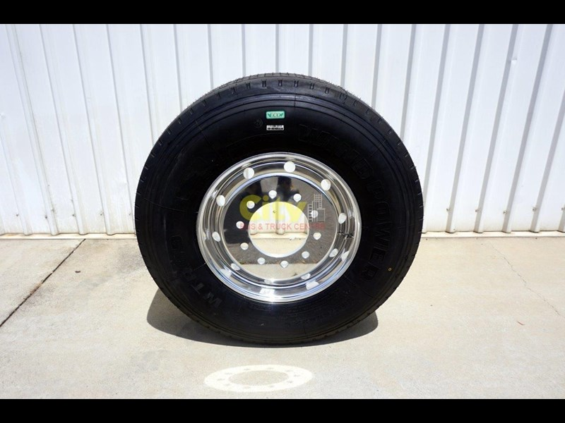 other 10/285 11.75x22.5 super single rim & tyre package 448576 003