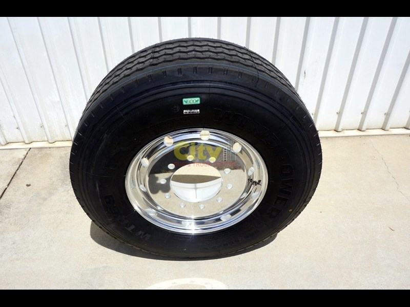 other 10/285 11.75x22.5 super single rim & tyre package 448576 005