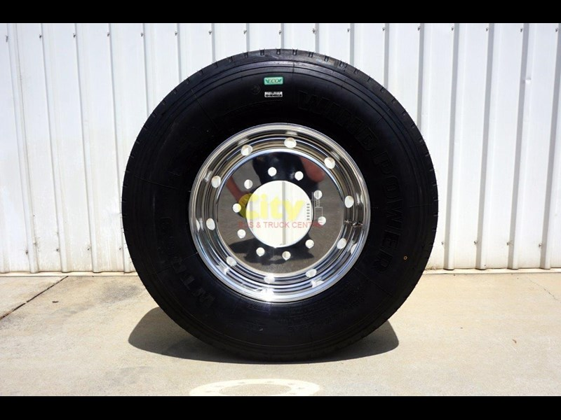 other 10/285 11.75x22.5 super single rim & tyre package 448576 011