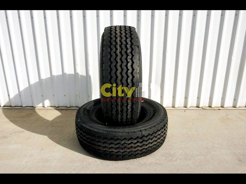 o'green 385/65r22.5 ag566 super single steer / trailer 448681 001
