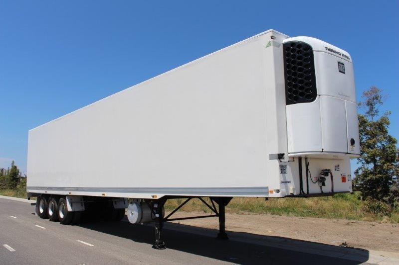 fte 20 refrigerated,4.2m high, dual zone, roller door 383110 003