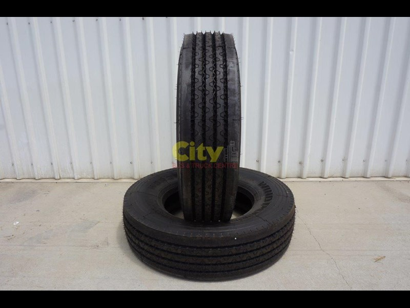windpower wsr36 - 295/80r22.5 steer tyre 450181 005