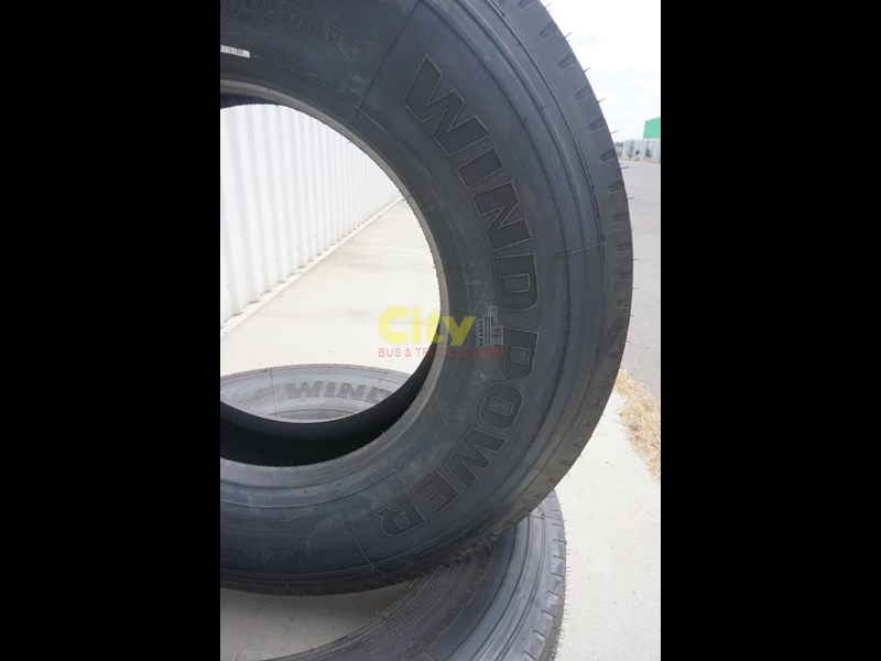 windpower wsr36 - 295/80r22.5 steer tyre 450181 011
