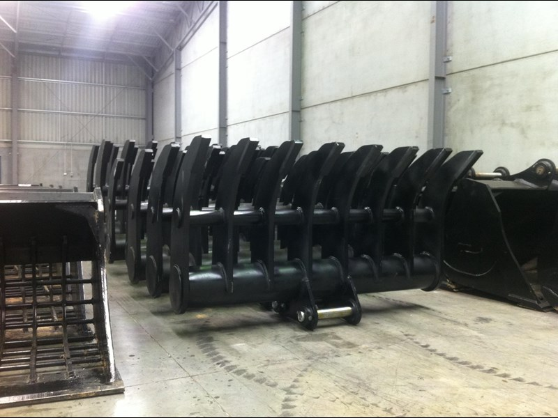 boss attachments boss 13-30 tonne rakes 450546 003