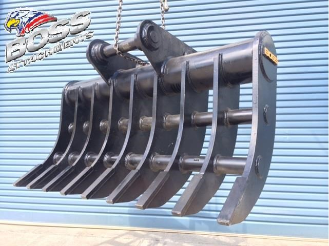 boss attachments boss 13-30 tonne rakes 450546 001