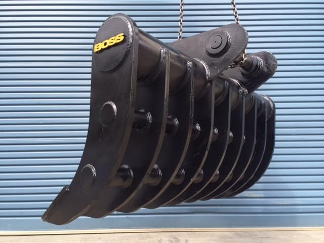 boss attachments boss 13-30 tonne rakes 450546 007