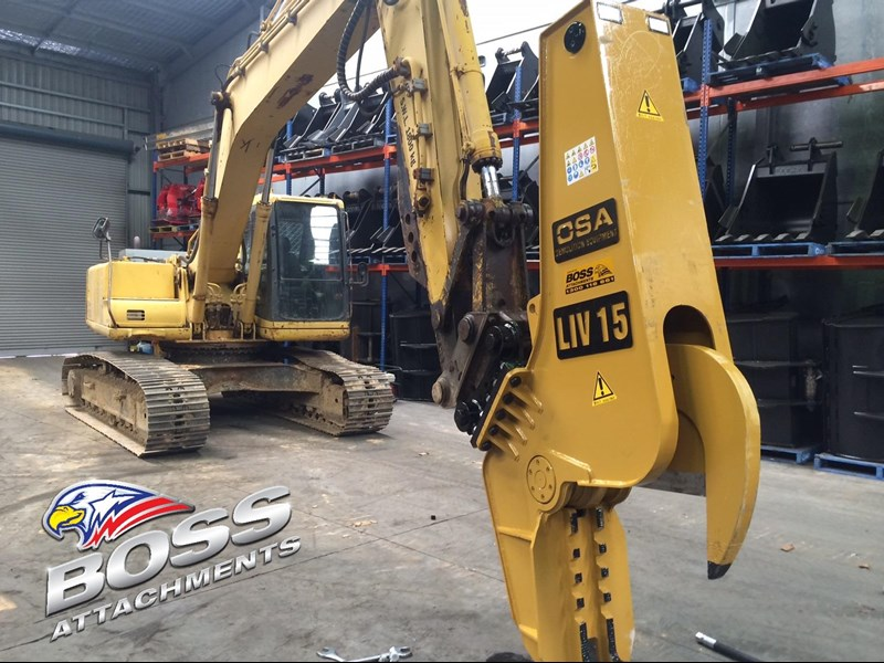o.s.a o.s.a liv series hydraulic tree shears 450572 009