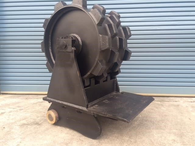 boss attachments 13-40 tonne compaction wheels 450757 001