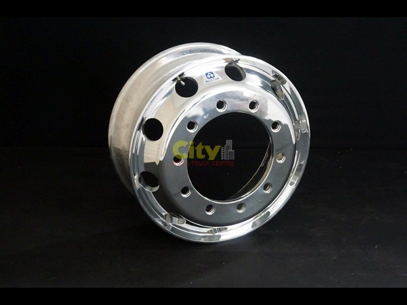 alcoa 10/335 8.25x22.5 polished alloy volvo only 451291 007