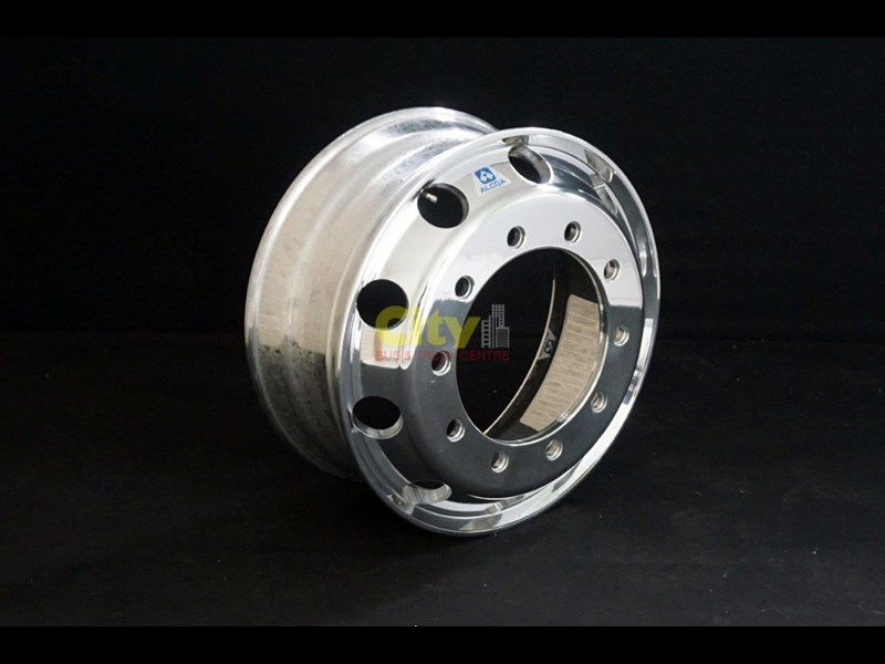 alcoa 10/335 8.25x22.5 polished alloy volvo only 451291 009