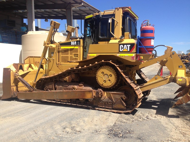 caterpillar d6r xl series iii 416692 005