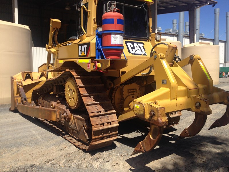 caterpillar d6r xl series iii 416692 007
