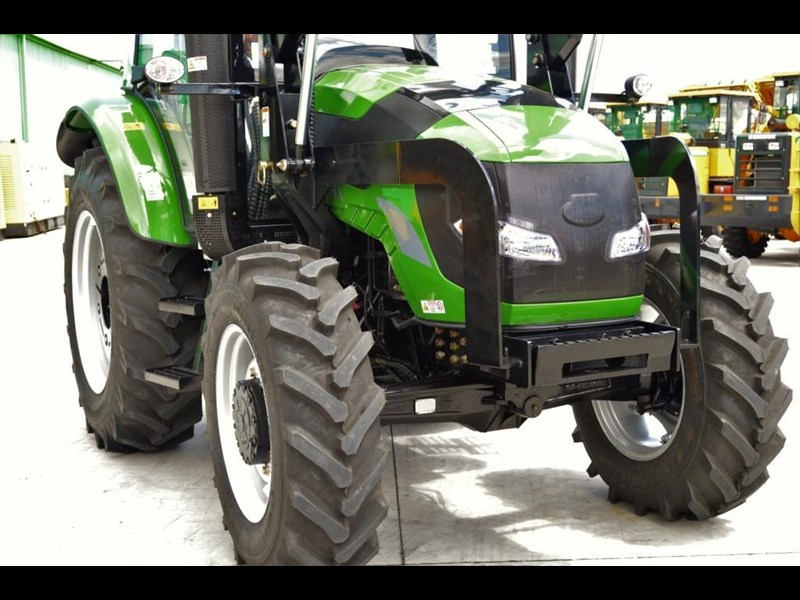 agrison 100hp cdf + 4 in 1 bucket + fel + tinted windows 455234 009