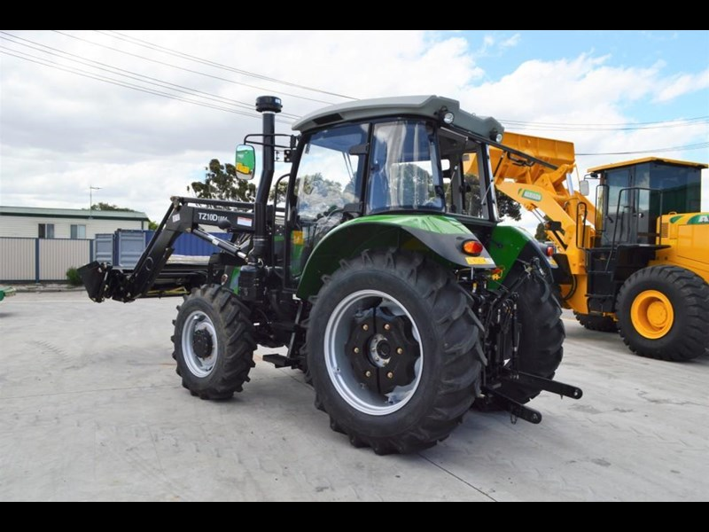 agrison 100hp cdf + 4 in 1 bucket + fel + tinted windows 455234 037