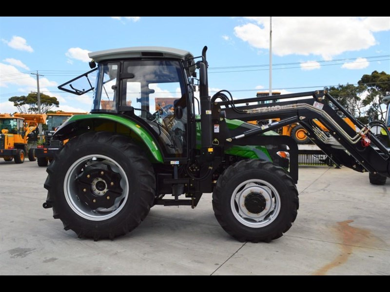 agrison 100hp cdf + 4 in 1 bucket + fel + tinted windows 455235 009