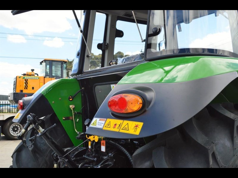 agrison 100hp cdf + 4 in 1 bucket + fel + tinted windows 455235 011